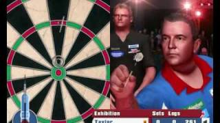 PDC World Championship Darts 2008 (PC gameplay)