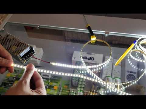 Как правильно подключить светодиодную ( Led ) ленту
