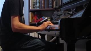 Bushido Papa piano/Klavier cover