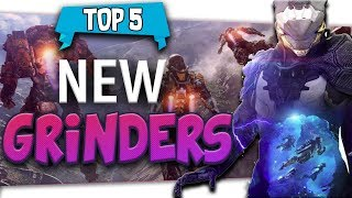 "💰  Best New ""Grinding Games"" Upcoming Action Looters"