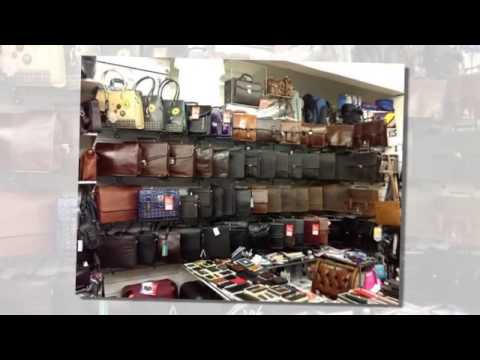 Bags In Reading - The Bag Shop - YouTube