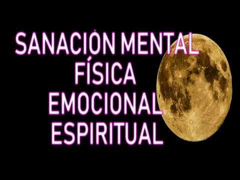 SANACIÓN MENTAL, FISICA, EMOCIONAL Y MENTAL. Pensamientos negativos,  emociones tóxicas, enfermedades - YouTube