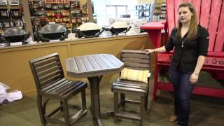 Barbecues Galore Woods Fireplaces: Crp Resin Patio Furniture