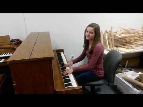 Stella Rieth, Lowell Scott Middle School