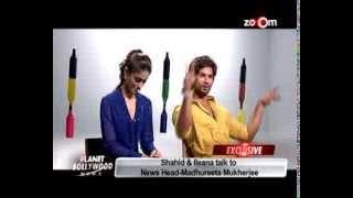 Phata Poster Nikhla Hero | Shahid talks about his pole dance