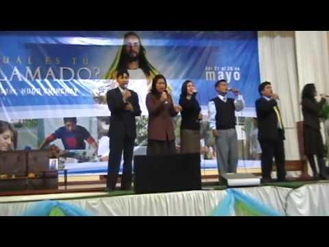 heritage singers   beulah land   el cielo es mi hogar conjunto Adonai acapella