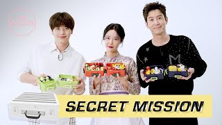 Mystic Pop-up Bar Stars Get Mischievous With Secret Missions While Making Cute Lunchboxes  Eng Sub