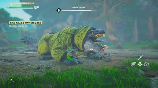 Tribe Falloutline 4C Fight   BioMutant Hard   PS5