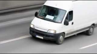 видео NYC truck shipping