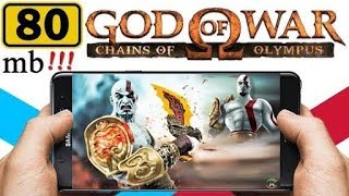 Download God of War Chains of Olympus and fix no flag 512 RAM & 1 GB RAM download this game one clic