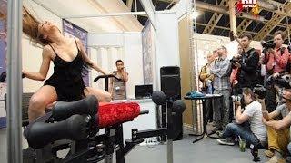Эротическая выставка для взрослых ''X'Show 2014''