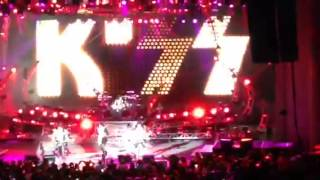 Kiss 40 Tour Holmdel New Jersey