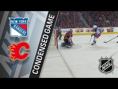 New York Rangers vs Calgary Flames – Mar. 02, 2018 | Game Highlights | NHL 2017/18. Обзор