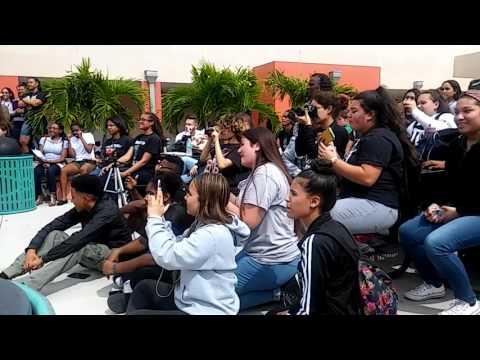 Black History Show 2017 Felix Varela Senior High School