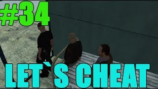 Let`s cheat Advance rp #34 Багоюз