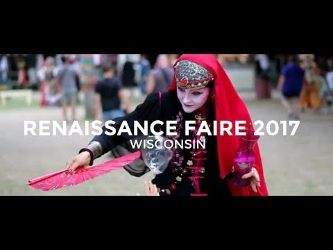 Bristol Renaissance Faire 2017! // Shot on Canon EOS M1