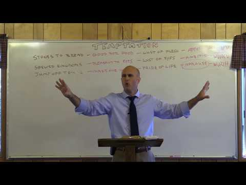Mountain Top Experience (Final Sermon) | Dr. David Walker