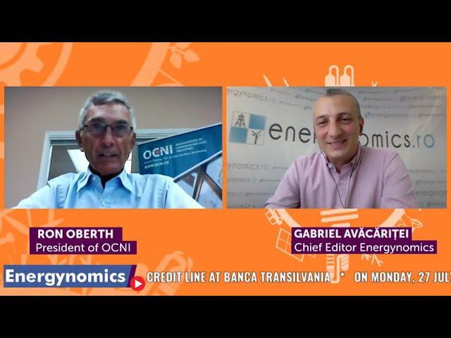 EnergynomicsTalks - Ron Oberth, president and CEO of OCNI