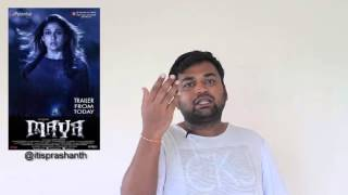 Maya review by prashanth