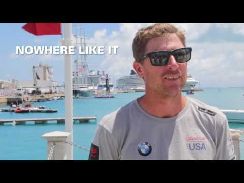 Why Bermuda? ORACLE TEAM USA Fans Answer