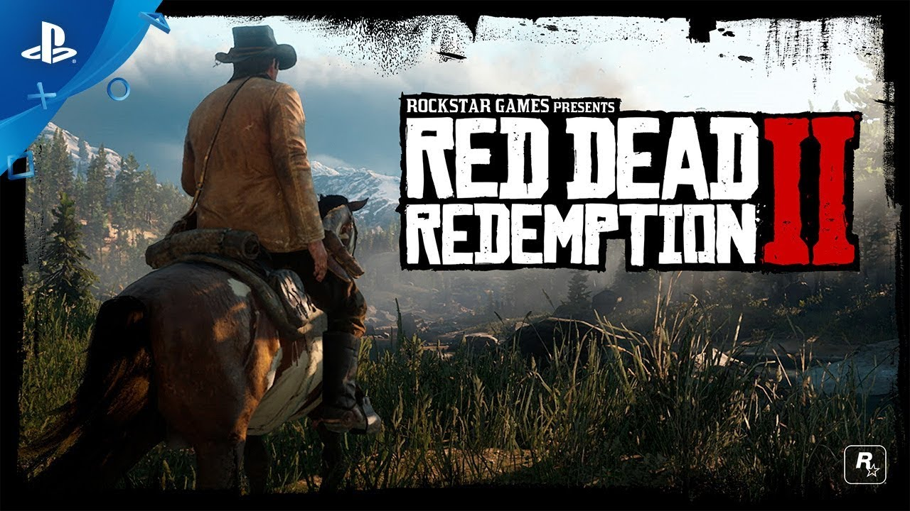 Red Dead Redemption - Official Trailer 2