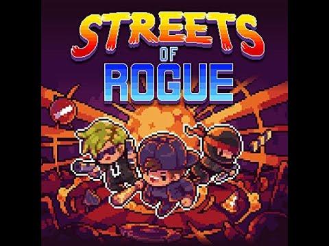 Streets Of Rogue (PC) Coop feat. SteveINSANE part 1 |