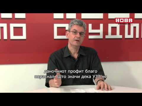 NOVA TV Macedonia's 10 Billion MKD Windfall