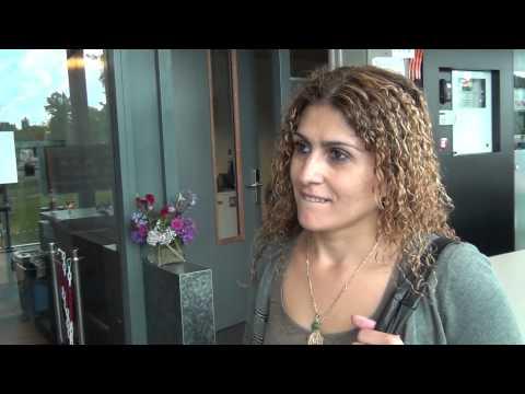 NKV 2012 - Interview Tea Lanchava - Ronde 1