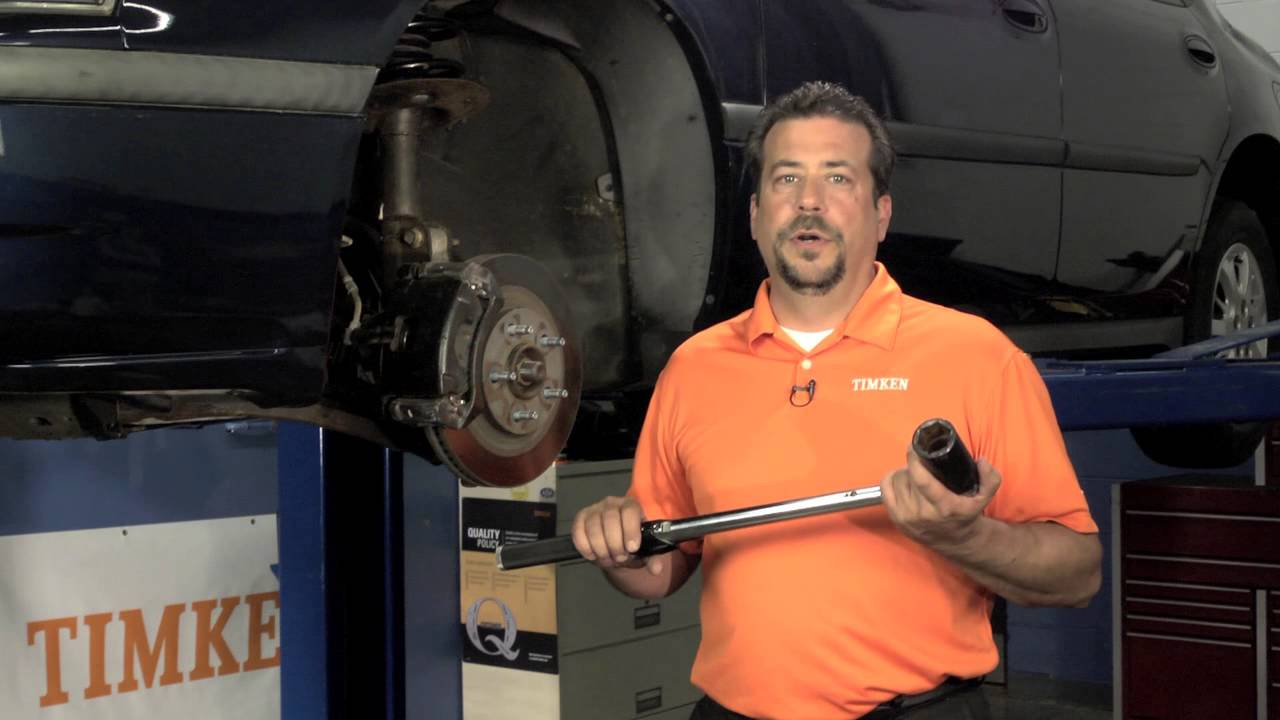 Timken Tricks of the Trade - Finding Wheel Hub Torque Specs