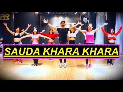 Sauda Khara Khara   Bollywood Zumba Dance   Good Newwz   Bhangra   Akshay,Kareena,Diljit,Kiara