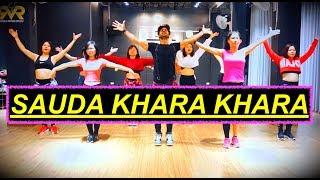 Sauda Khara Khara | Bollywood Zumba Dance | Good Newwz | Bhangra | Akshay,Kareena,Diljit,Kiara