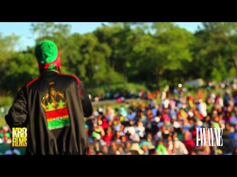 I-WAYNE LIVE PERFORMANCE AT REGGAE SPLASH WORLD MUSIC FESTIVAL Aug 2013