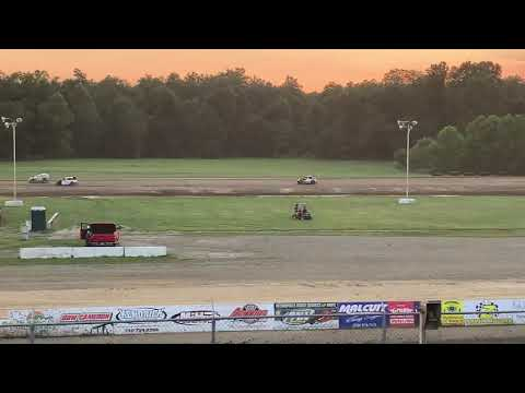 Muskingum County Speedway 7-20-19 Hotlaps Roman Jones  #82M