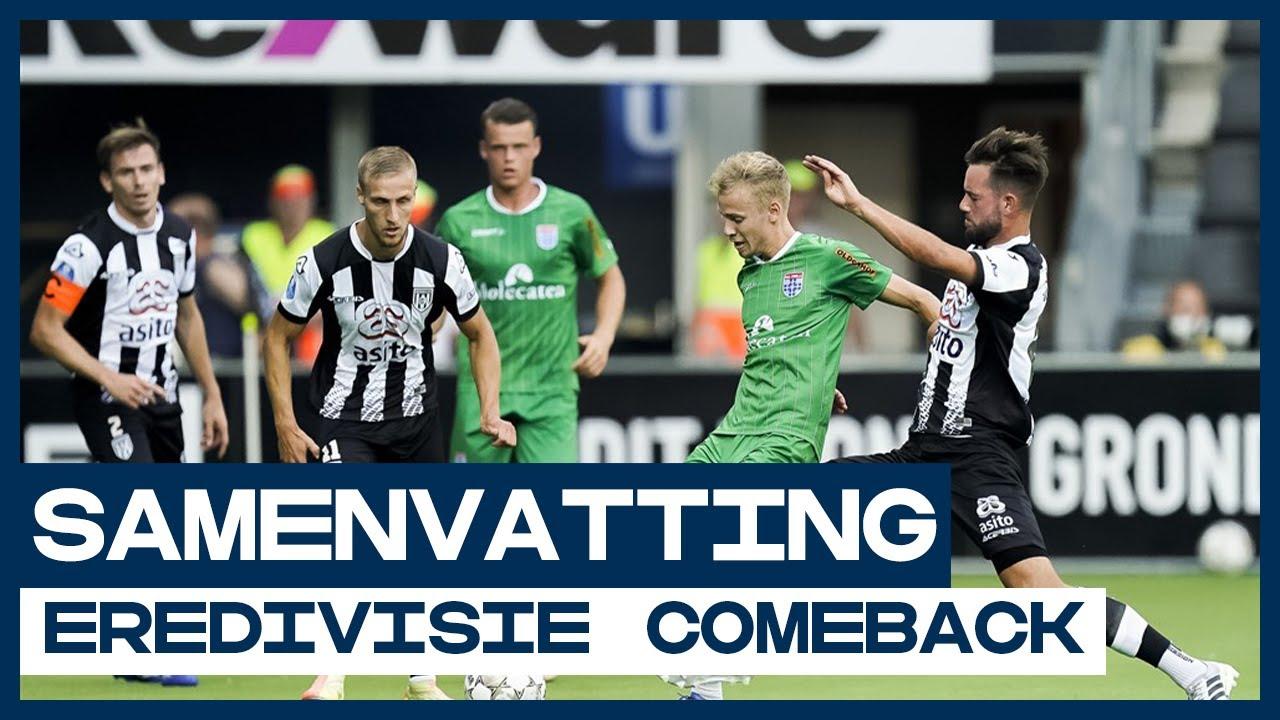 Eerste goal op nieuw kunstgras in Almelo?⚽️  Samenvatting Heracles Almelo - PEC Zwolle   De Comeback
