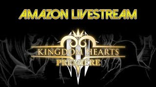 Kingdom Hearts 3 Announcement Amazon Black Friday Live Reaction