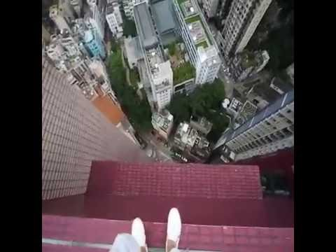 Extreme Parkour | Very High Building Jumping In City