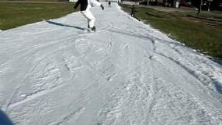 牛岳温泉スキー場オープン