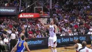 Top 10 NBA Plays: April 13th