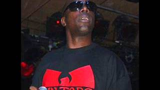 """""""Inspectah Deck"""", another member of """"WU-TANG CLAN"""" showing some of ..."""