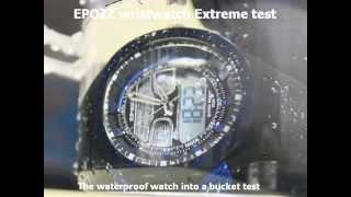 epozz men sport wristwatches relogio masculino military watch 2010