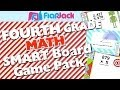 4th Grade Smart Board Math Game Pack