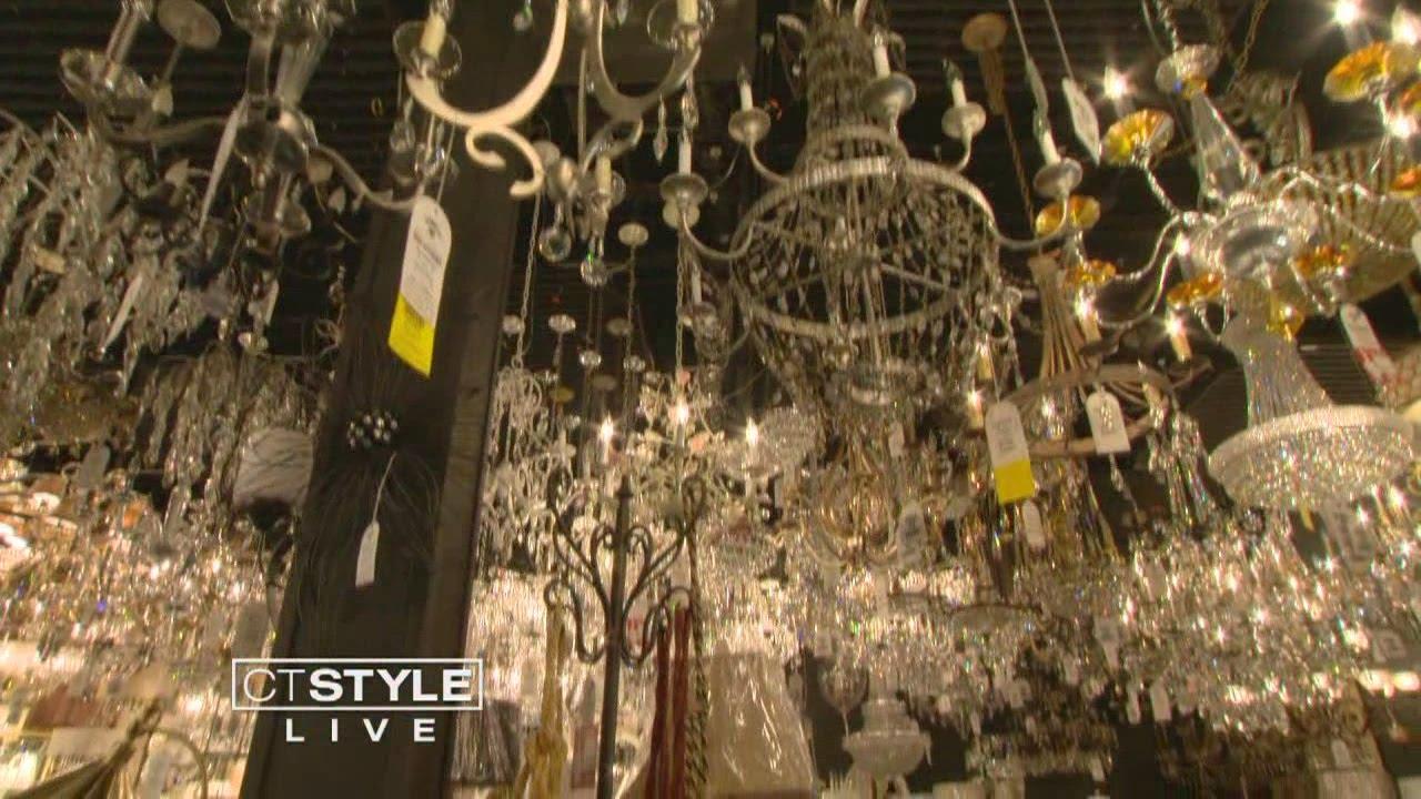 CT Lighting Centers: Restoration Lighting Gallery - YouTube