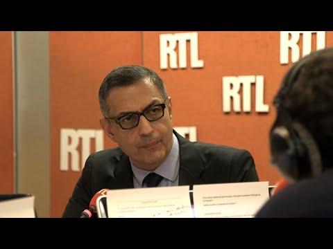 Maître Ardavan-Aslani, l'avocat de Laeticia Hallyday était l'invité de RTL soir