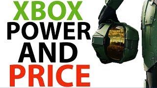 NEW Xbox Scarlett Price and Power | Phil Spencer FINALLY Talks Next Generation Xbox | Xbox News