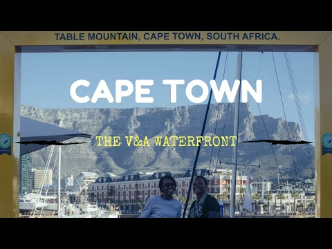 THE V&A WATERFRONT | Things To Do in CAPE TOWN #2