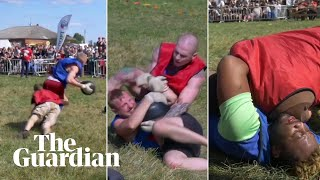 Rugby meets MMA in the violent Russian sport of kila