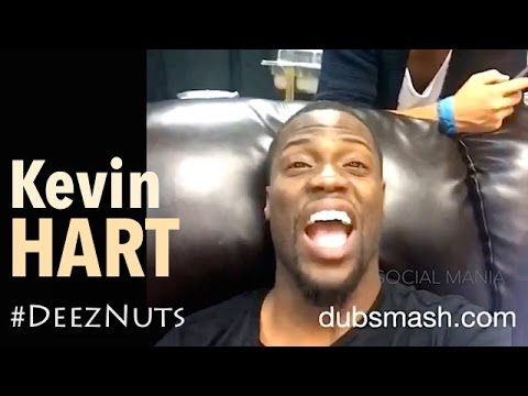 Kevin Hart Dubsmash 3 Deez Nuts Got Eem Youtube