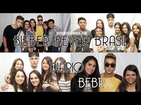 BIEBER FEVER BRASIL: Diário BFBR