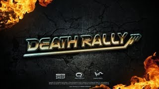 Death Rally Gameplay [ PC HD ]