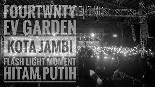 Download Lagu [HD] FOURTWNTY - HITAM PUTIH | Live From Authenticity - EV Garden - Jambi 2019 mp3